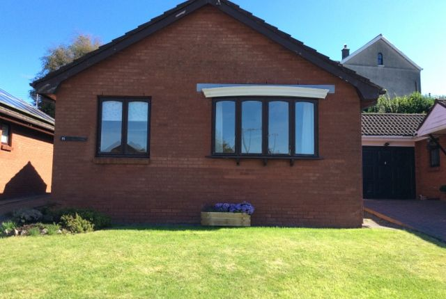 Thumbnail Bungalow for sale in Pinetree Close, Burry Port