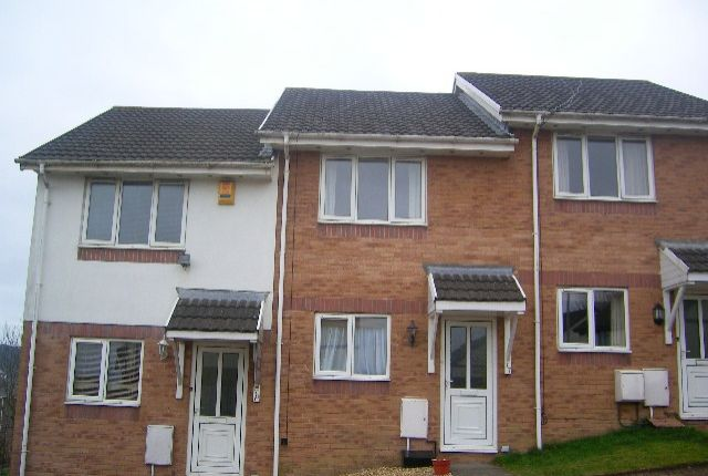 Thumbnail Terraced house to rent in Bryn Parc, Morriston