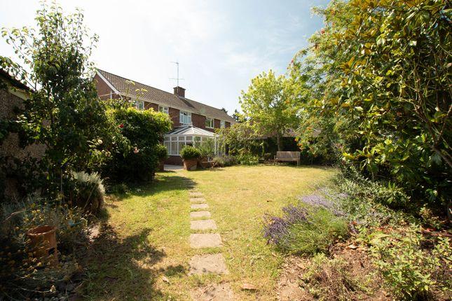 Rear Garden of Watermans Road, Henley-On-Thames RG9