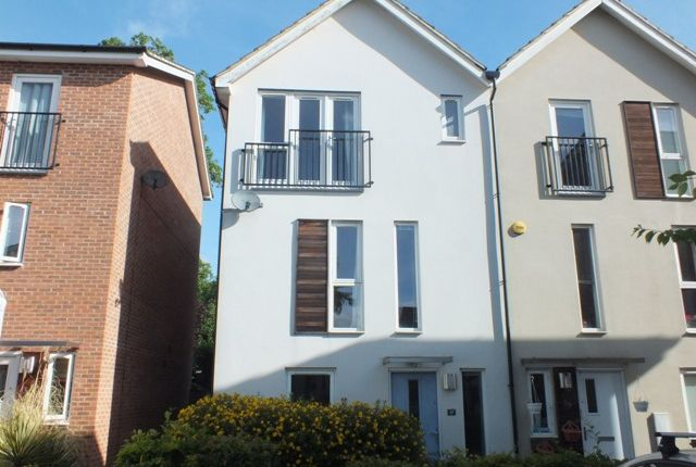 Thumbnail Semi-detached house to rent in Vulcan Drive, Bracknell
