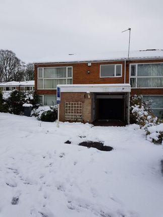 Thumbnail End terrace house for sale in Gilchrist Drive, Edgbaston, Birmingham