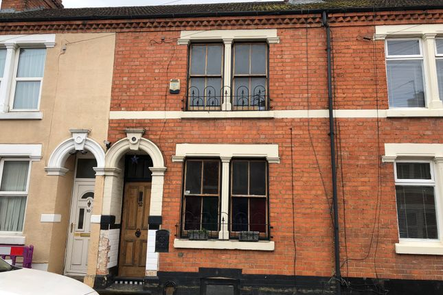 3 bed terraced house for sale in Carlton Road, Northampton