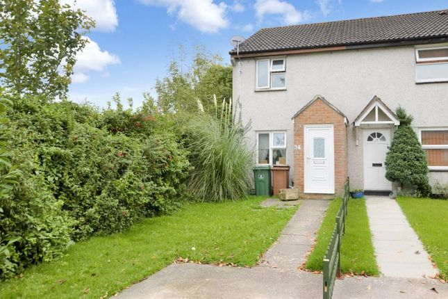 Thumbnail End terrace house for sale in Kirkstall Close, Ham, Plymouth, Devon