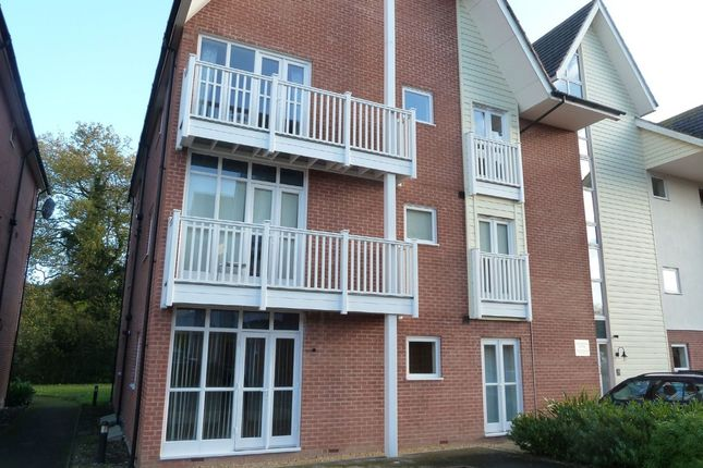 Thumbnail Flat to rent in Westbrook House, Woodshires Road