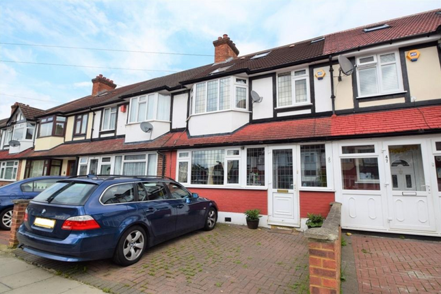 Thumbnail Terraced house to rent in Dahlia Gardens, Mitcham
