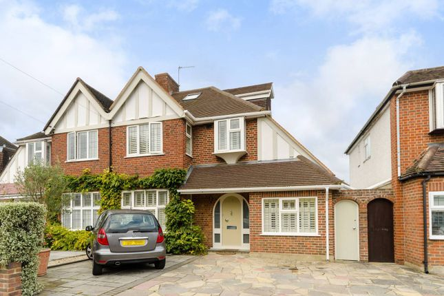 Thumbnail 5 bed semi-detached house to rent in Arundel Road, Kingston, Kingston Upon Thames