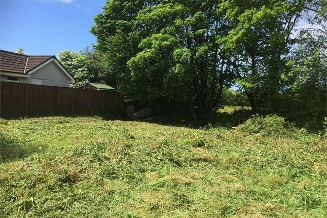 Thumbnail Land for sale in South View, Liskeard
