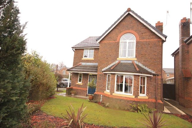 Thumbnail Detached house for sale in Riverstone Bridge, Littleborough, Greater Manchester