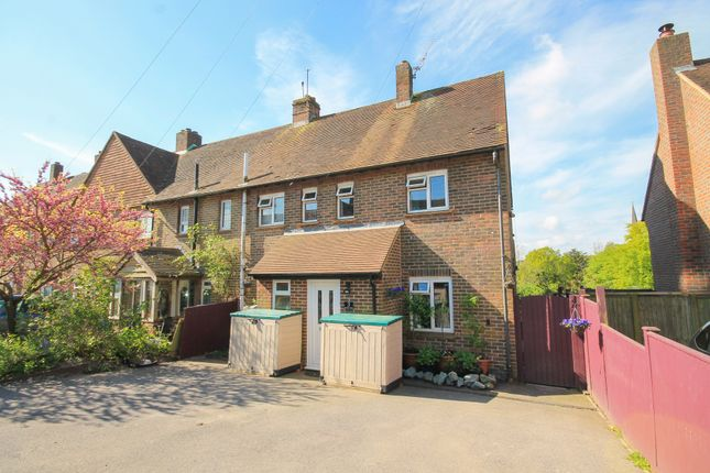 Thumbnail End terrace house for sale in Garden Mead, West Hoathly, East Grinstead