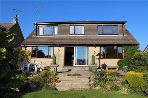 Thumbnail Bungalow to rent in Engelberg, Badger Lane, Woolley Moor, Alfreton
