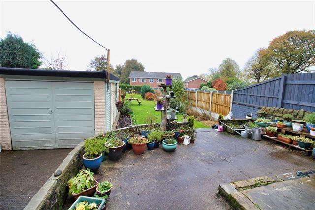 Rear Garden of Harwich Road, Sheffield S2
