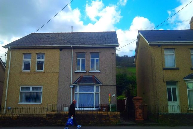 Thumbnail Terraced house to rent in Commercial Street, Risca, Newport