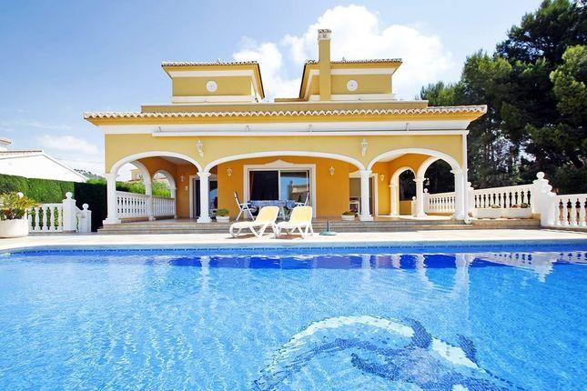 3 bed villa for sale in Calpe, Alicante, Spain