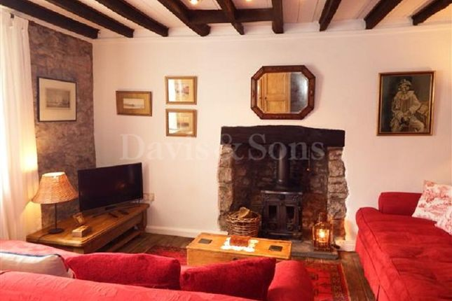 Thumbnail Cottage for sale in Old Market Street, Usk, Monmouthshire.