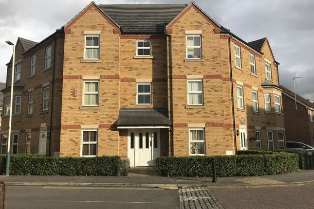 Thumbnail Flat to rent in Hyde Close, Romford