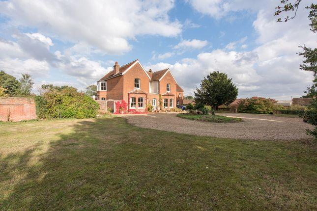 Thumbnail Detached house for sale in Brightlingsea, Church Road, Colchester