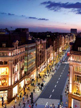 Thumbnail Retail premises to let in Oxford Street, London