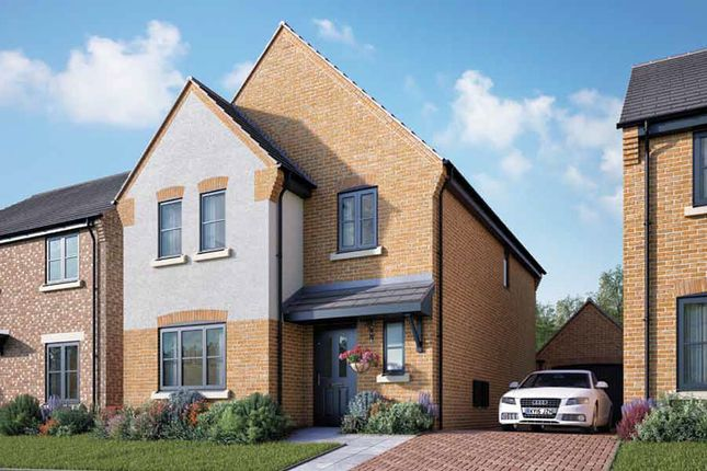 Thumbnail Detached house for sale in Mansell Close, Longleat Show Home, Stafford
