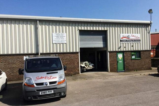 Thumbnail Retail premises for sale in Unit 49 Foxes Bridge Road, Cinderford