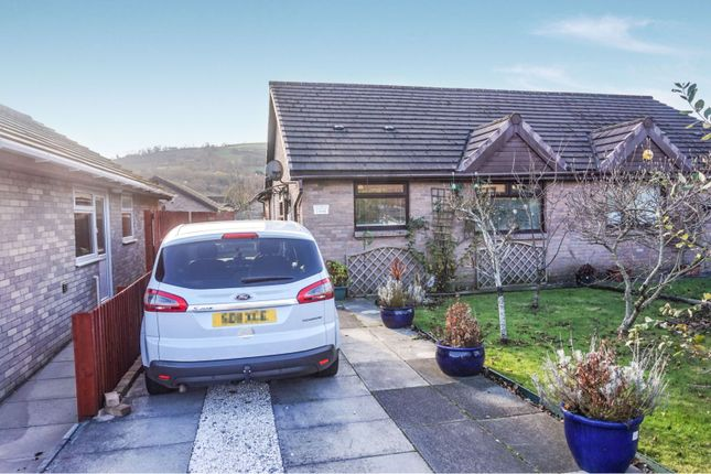 Thumbnail Bungalow for sale in Tawe Park, Ystradgynlais