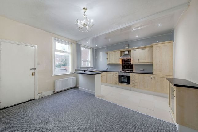 Thumbnail Terraced house to rent in Marden Crescent, Whitley Bay