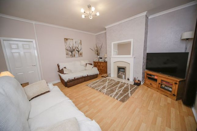 Thumbnail Terraced house to rent in Talbot Street, Rishton, Blackburn