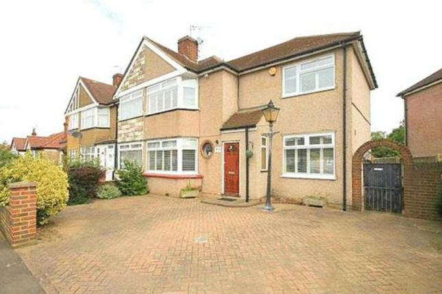 Thumbnail End terrace house for sale in Parkfield Road, Feltham