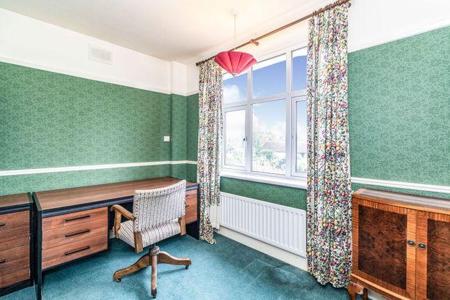 Bedroom of The Newlands, Wallington SM6