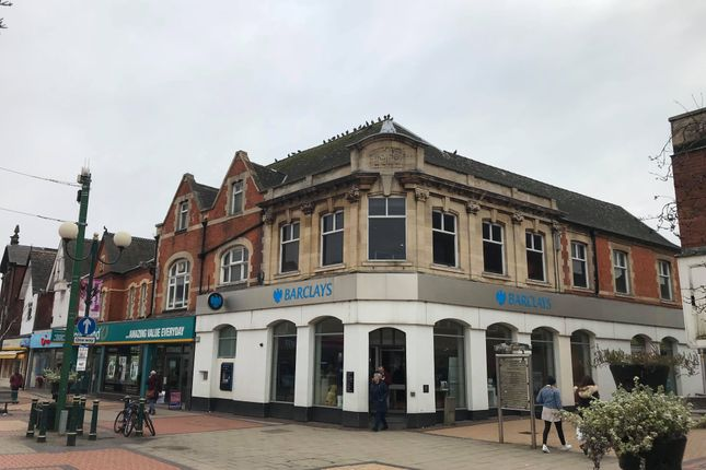 Thumbnail Retail premises for sale in High Street, Scunthorpe