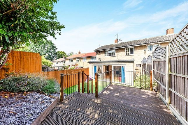 Thumbnail Terraced house to rent in Faraday Road, Stevenage