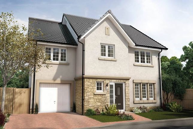 "Thumbnail Detached house for sale in ""The Bryce"" at Lethame Road, Strathaven"