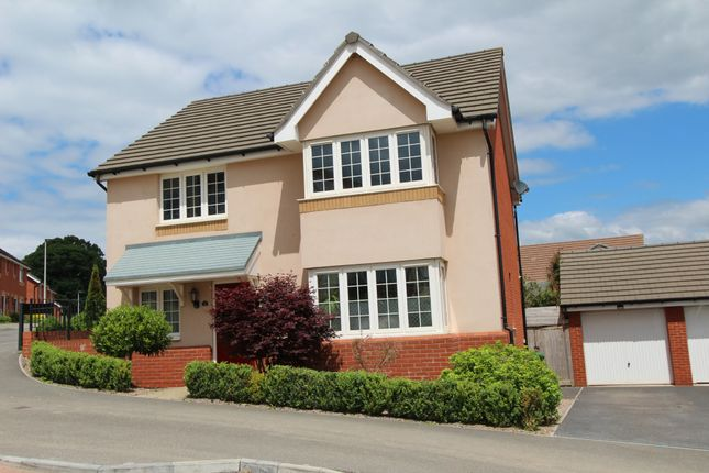 4 bed link-detached house for sale in Pavey Run, Ottery St. Mary EX11