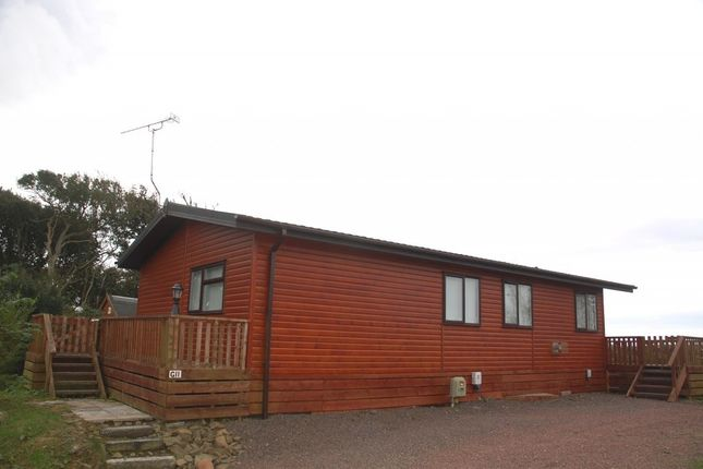 Thumbnail Property for sale in Lodges At Brighouse Bay Holiday Park, Borgue, Kirkcudbright