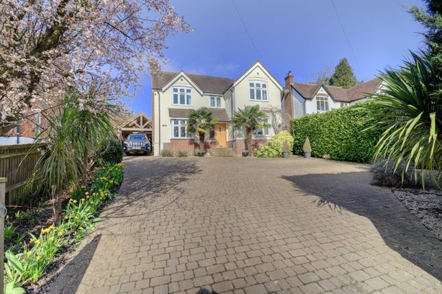 Thumbnail Detached house for sale in Amersham Road, High Wycombe, Buckinghamshire