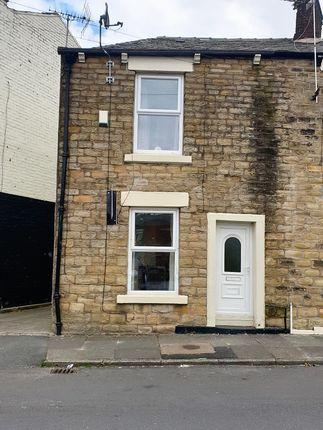 Thumbnail 2 bed end terrace house to rent in Tatton Street, Stalybridge