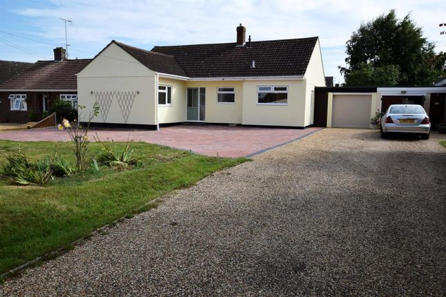 Thumbnail Detached bungalow for sale in Barbrook Lane, Tiptree, Colchester