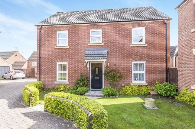 Thumbnail Detached house for sale in Marham Drive Kingsway, Quedgeley, Gloucester, Gloucestershire