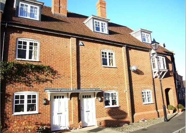 Thumbnail Terraced house to rent in Coopers Lane, Abingdon