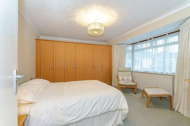 Master Bedroom of High Trees, Shirley, Croydon, Surrey CR0