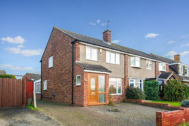 Thumbnail Semi-detached house to rent in Wilsham Road, Abingdon