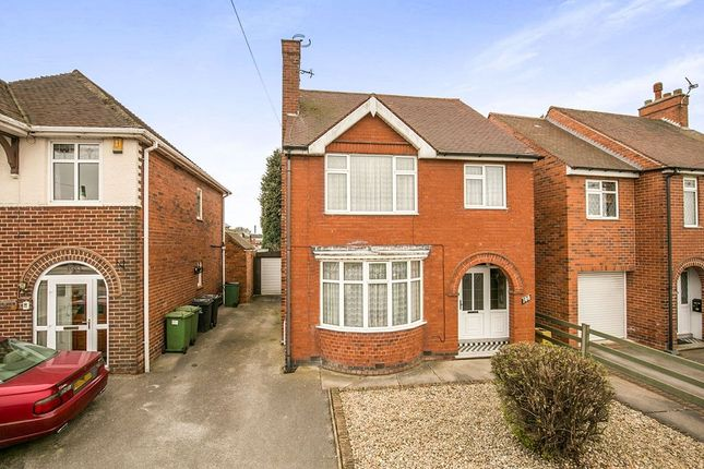3 bed detached house for sale in Nottingham Road, Ripley