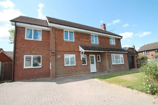 Thumbnail Detached house to rent in Back Lane, Horsmonden, Tonbridge