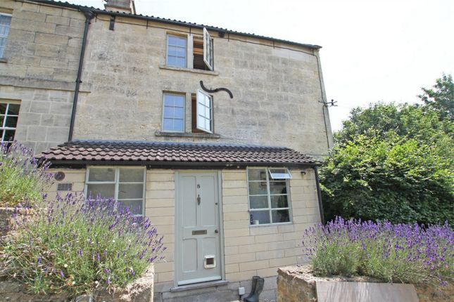 Thumbnail End terrace house to rent in Ivy Terrace, Bradford-On-Avon, Wiltshire