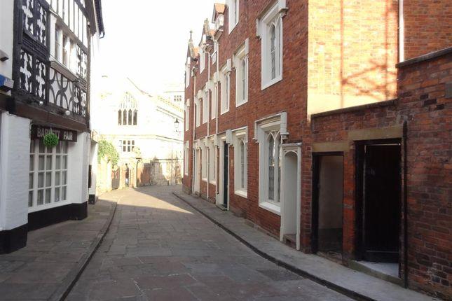 Thumbnail Flat to rent in Apartment 3, School-Gates, School Gardens & Castle Street, Shrewsbury