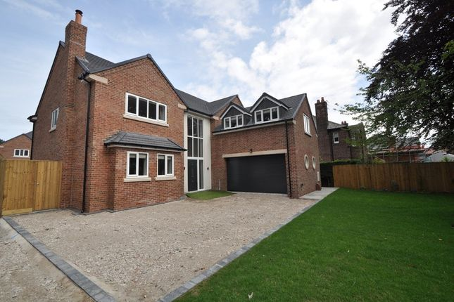 Thumbnail Detached house for sale in Vyner Road South, Prenton