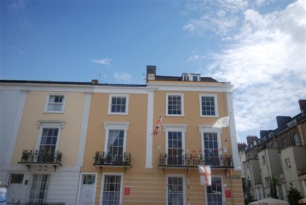 Thumbnail Flat to rent in St. Pauls Road, Clifton, Bristol