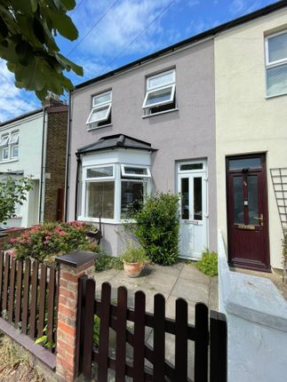 Thumbnail End terrace house to rent in Tachbrook Road, Feltham