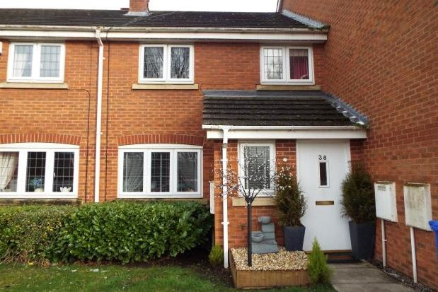 Thumbnail Property to rent in Cloughwood Way, Burslem, Stoke-On-Trent