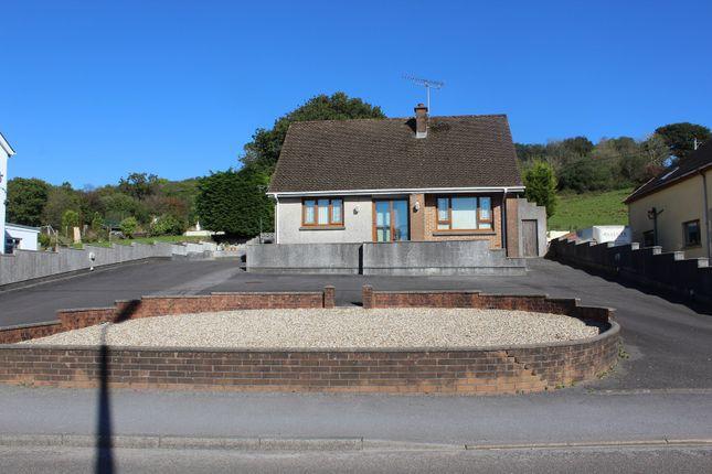 Thumbnail Detached bungalow for sale in Drefach, Llanelli