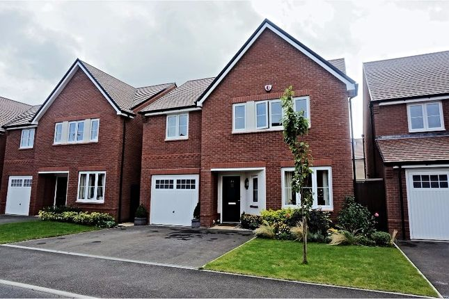 Thumbnail Detached house for sale in Hewetson Way, Bideford